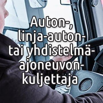 Autonkuljettaja