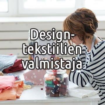 Designtekstiilien valmistaja