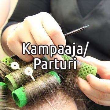 Kampaaja / Parturi