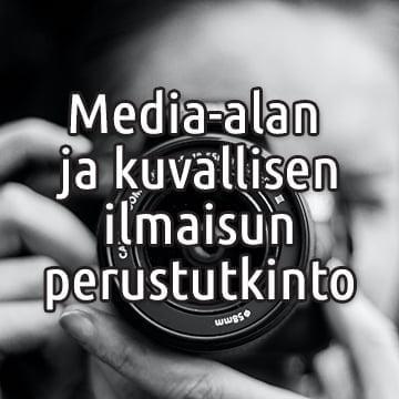 Media-alan ja kuvallisen ilmaisun perustutkinto