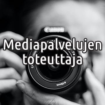 Mediapalvelujen toteuttaja