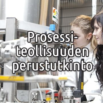 Prosessiteollisuuden perustutkinto