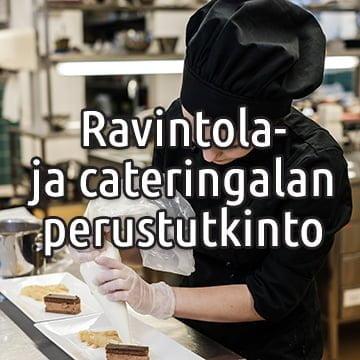 Ravintola- ja cateringalan perustutkinto