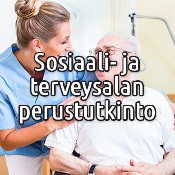 Sosiaali- ja terveysalan perustutkinto